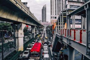 להתנייד בתאילנד