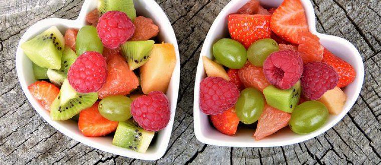 תזונה כבסיס לשמירה על אורח חיים בריא