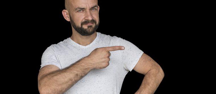 התקרחות אצל גברים: סיבות ודרכי טיפול